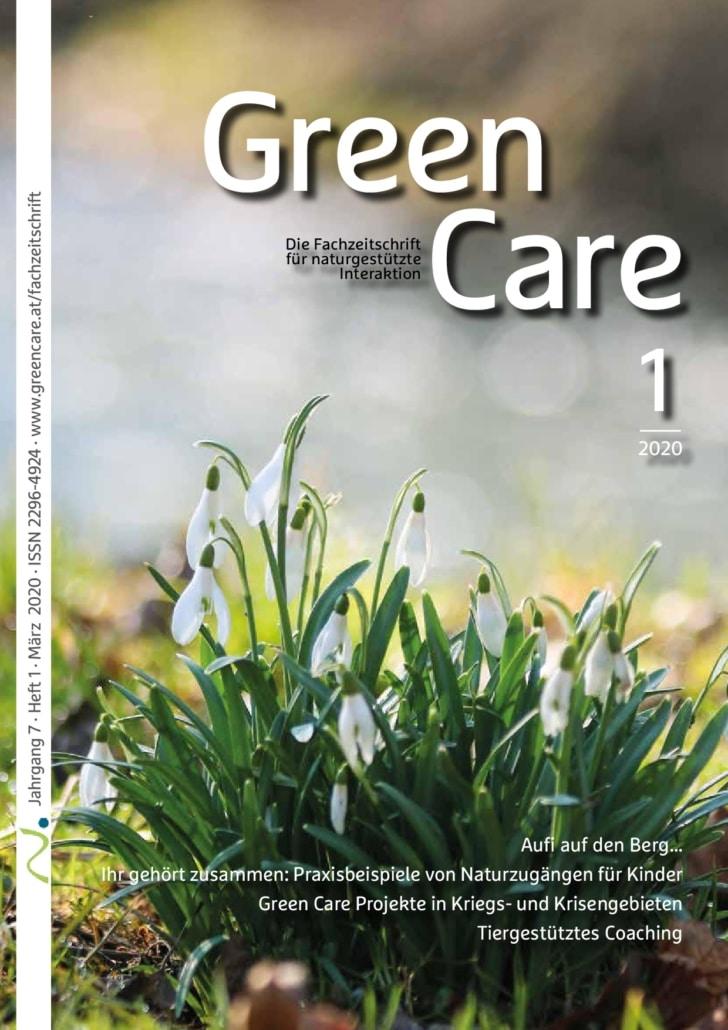 Frühlingsausgabe 1/2020 Cover