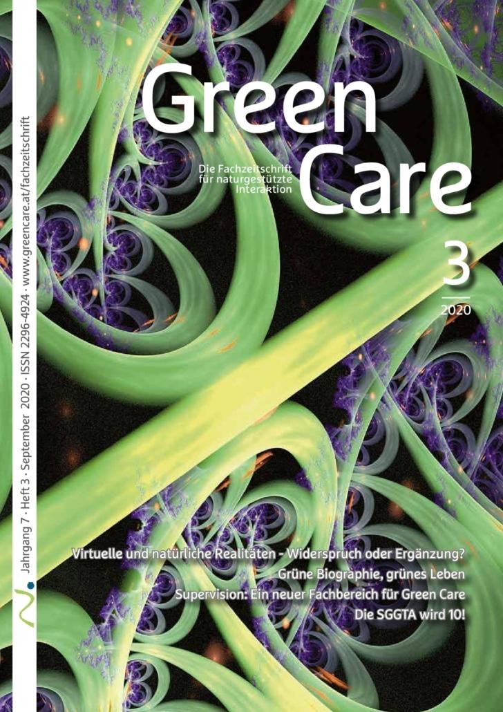 Herbstausgabe 3/2020 Cover