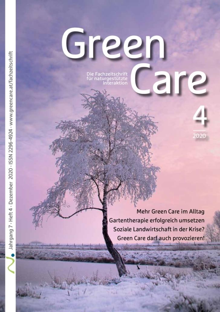 Winterausgabe 4/2020 Cover