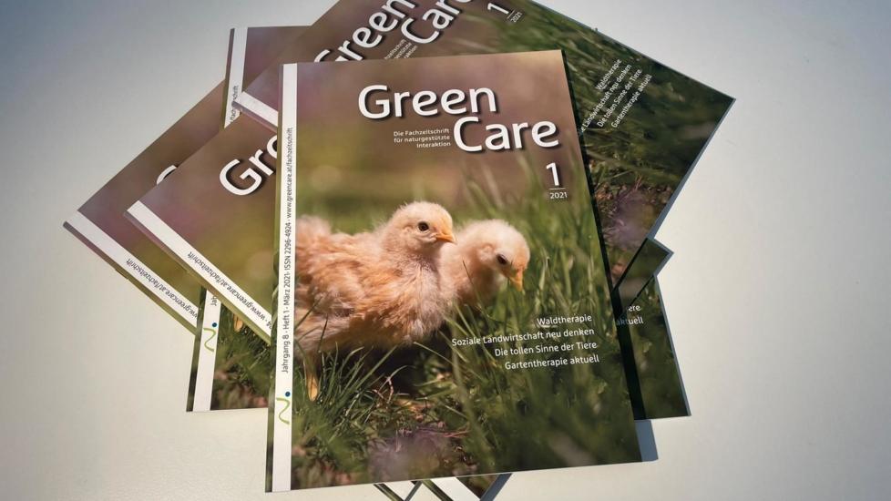 Die neue GREEN CARE ist da!